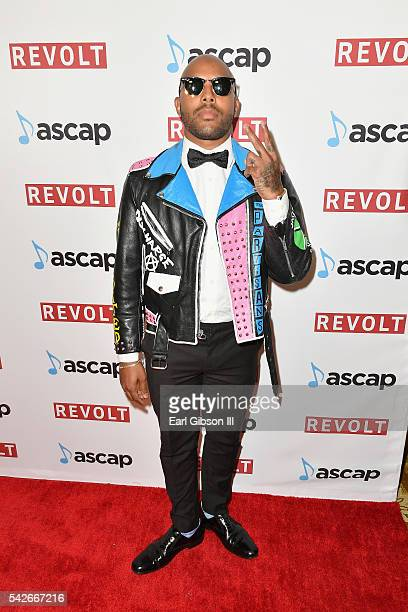 Singer HXLT attends the 2016 ASCAP Rhythm Soul Awards at the Beverly Wilshire Four Seasons Hotel on June 23 2016 in Beverly Hills California