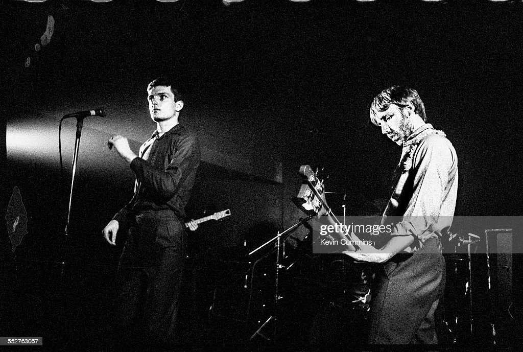 Joy Division At The Factory : News Photo
