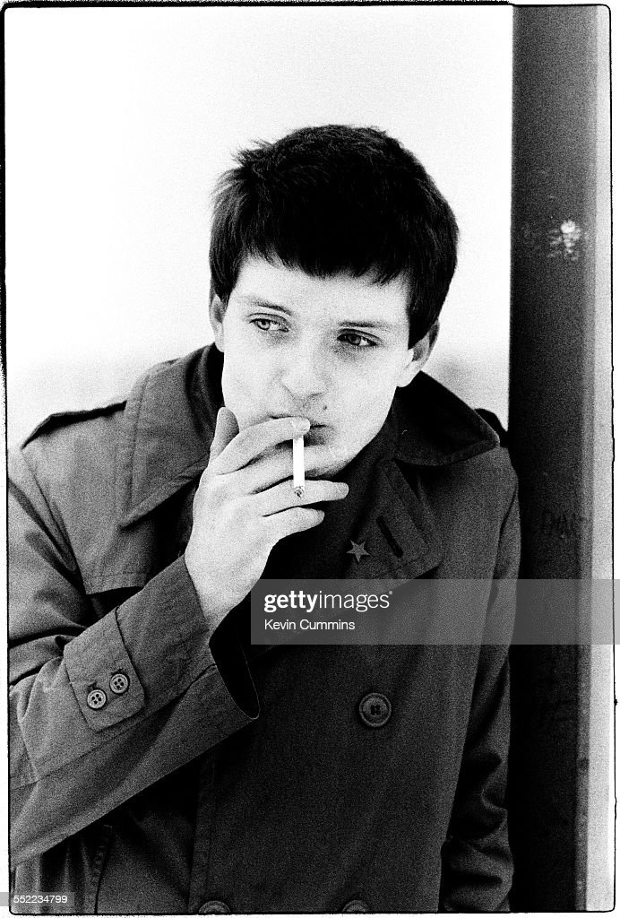 Ian Curtis : News Photo