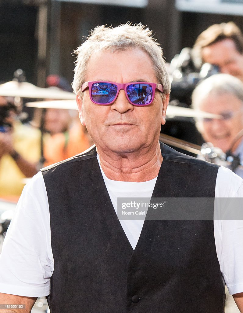 """Deep Purple Performs On NBC's """"Today"""""""