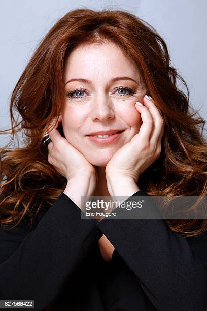 Singer Isabelle Boulay Photographed in PARIS