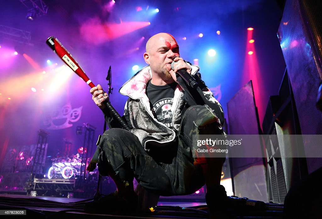Five Finger Death Punch And Volbeat In Concert - Las Vegas, NV