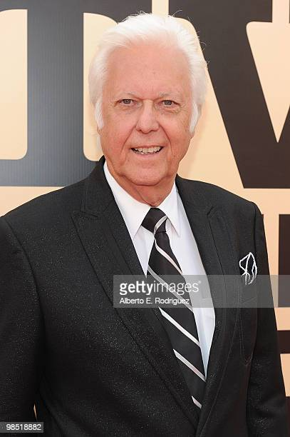 Singer Jack Jones arrives at the 8th Annual TV Land Awards at Sony Studios on April 17 2010 in Culver City California