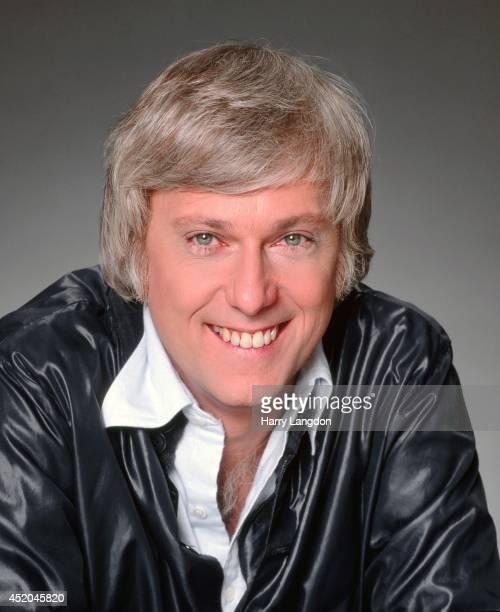 Singer Jack Jones poses for a portrait in 1986 in Los Angeles California