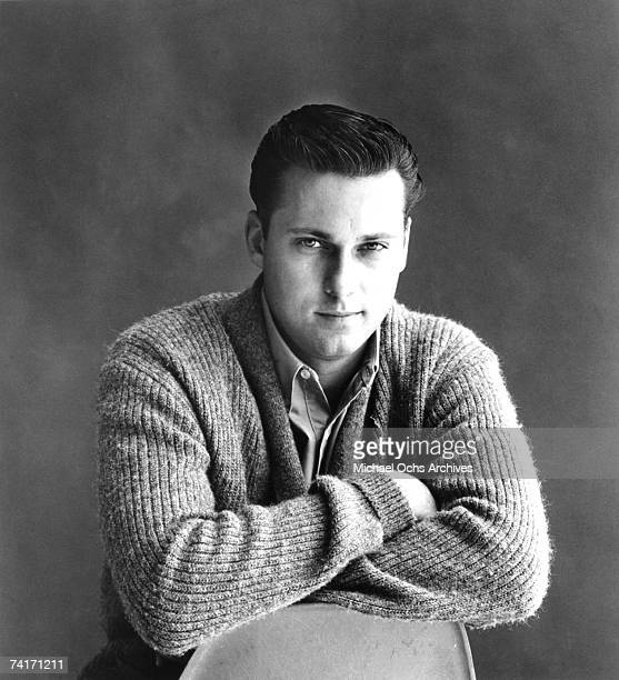 Singer Jack Jones poses for publicity photo circa 1963