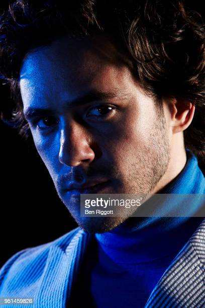 Singer Jack Savoretti is photographed for GQ on March 9 2015 in London England