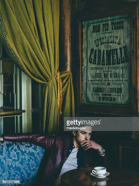 Singer Jack Savoretti is photographed for Riders Magazine on April 19 2016 in Milan Italy