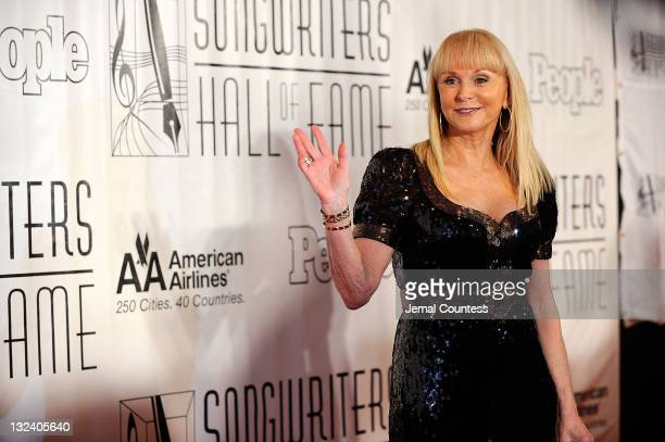 Singer Jackie DeShannon attends the 41st Annual Songwriters Hall of Fame Ceremony at The New York Marriott Marquis on June 17 2010 in New York City