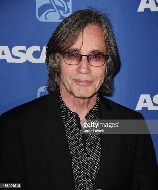 Singer Jackson Browne attends the 31st annual ASCAP Pop Music Awards at The Ray Dolby Ballroom at Hollywood Highland Center on April 23 2014 in...