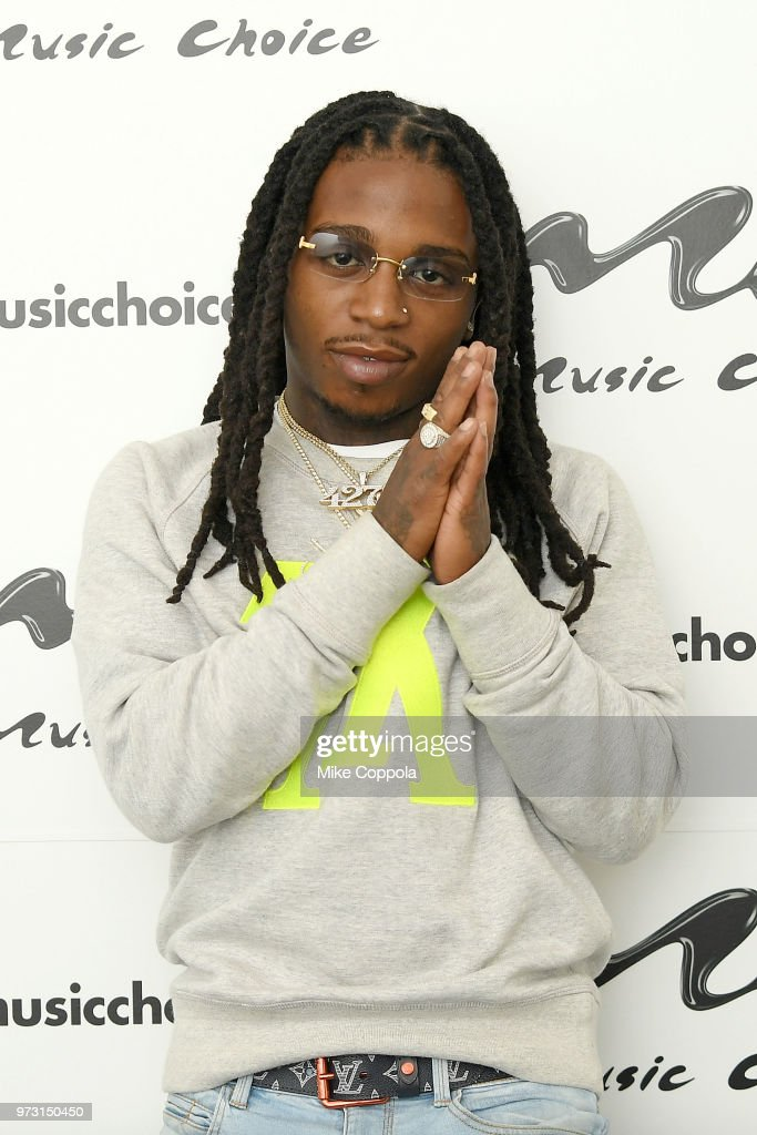 Jacquees Visits Music Choice