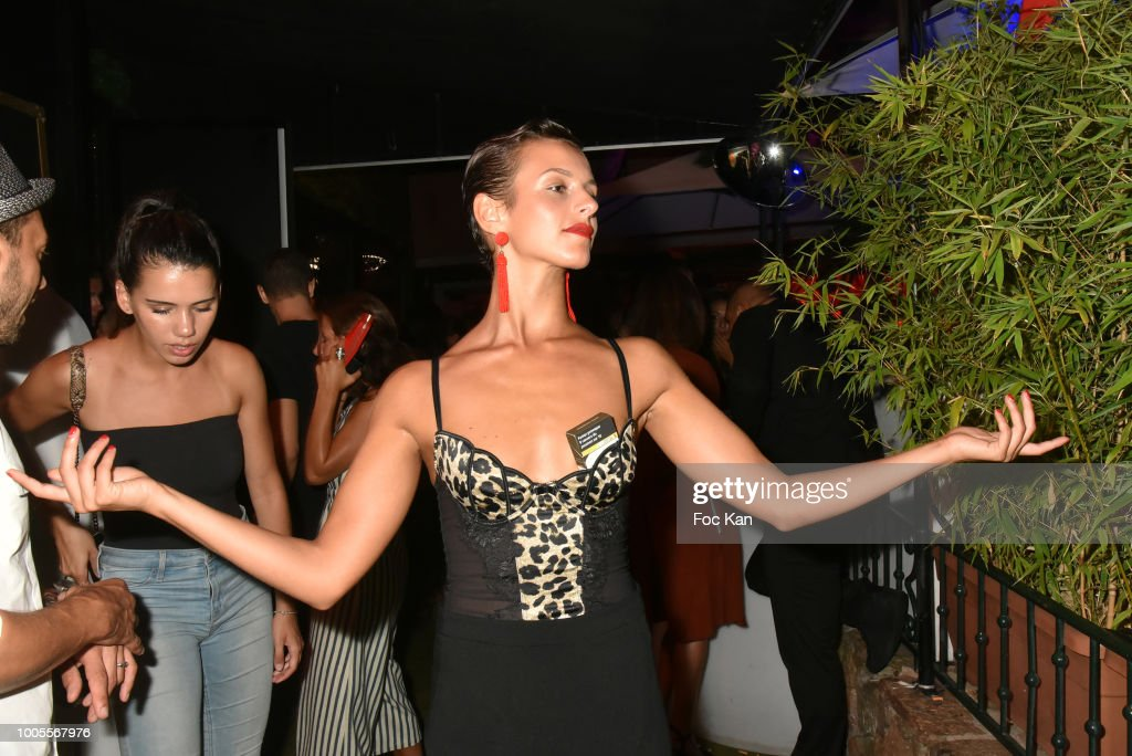 Saint-Tropez Party On French Riviera on July 25, 2018