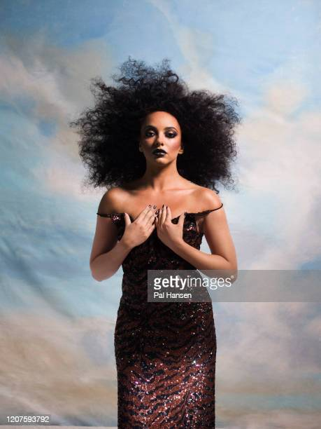 Singer Jade Thirwall is photographed for the Guardian on December 16, 2019 in London, England.