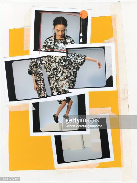 Singer Jain is photographed for Madame Figaro on May 29 2017 in Paris France Dress shoes PUBLISHED IMAGE CREDIT MUST READ Cedric...