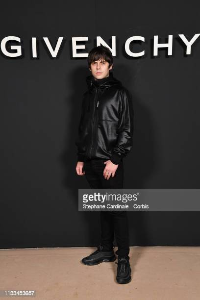 Singer Jake Bugg attends the Givenchy show as part of the Paris Fashion Week Womenswear Fall/Winter 2019/2020 on March 03 2019 in Paris France