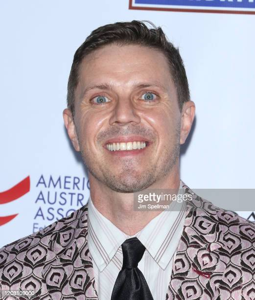 Singer Jake Shears attends the 2020 AAA Arts Awards at Skylight Modern on January 30 2020 in New York City