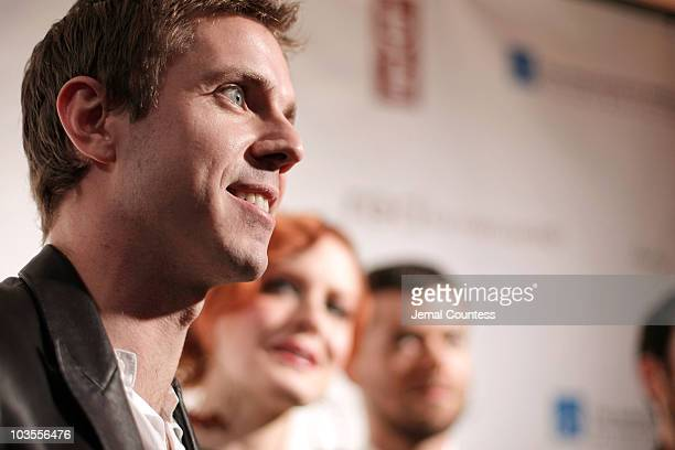 Singer Jake Shears The Scissor Sisters at the 21st Annual Emery Awards held at Cipriani Wall Street on November 28 2007 in New York City