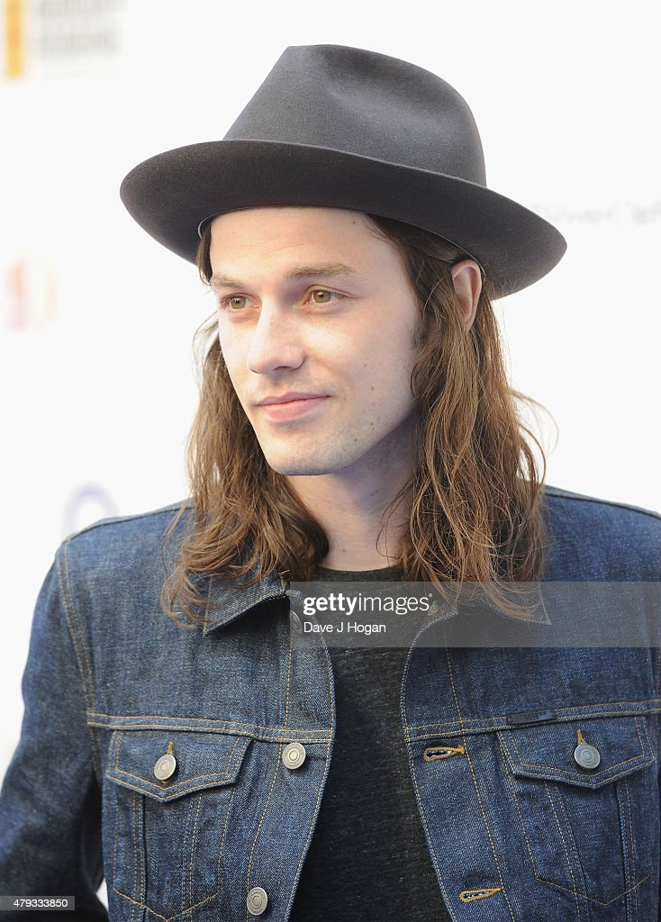 singer james bay attends the nordoff robbins o2 silver clef awards at the grosvenor house hotel - Silver Hotel 2015