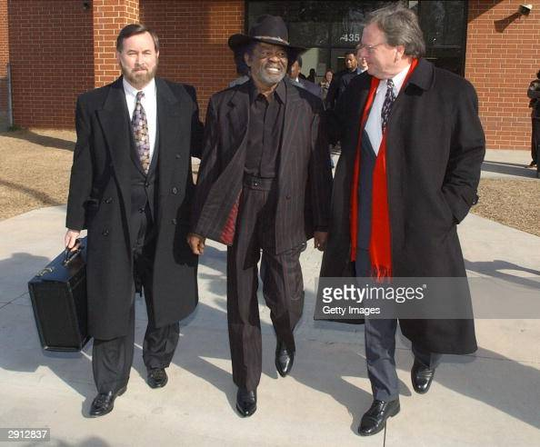 Singer James Brown And His Lawyers James Huff And Buddy Dallas Leave News Photo Getty Images