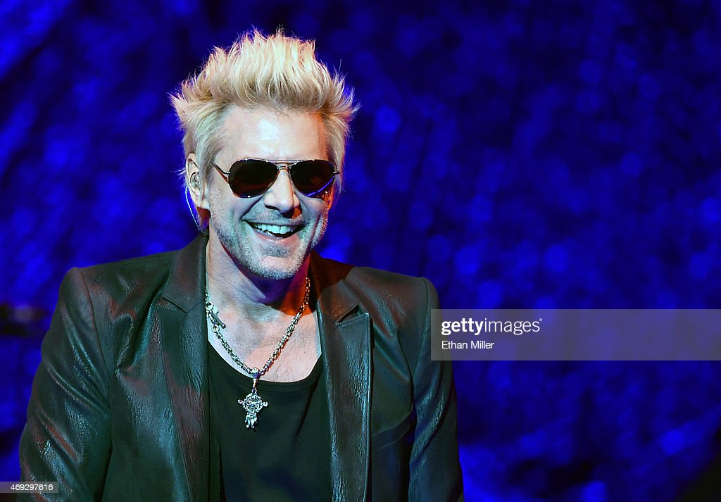 Sixx:A.M. In Concert At The Hard Rock Joint : News Photo