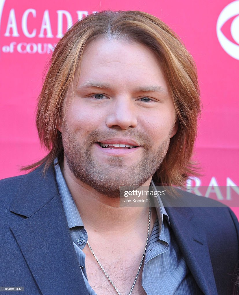 44th Annual Academy of Country Music Awards - Arrivals : News Photo