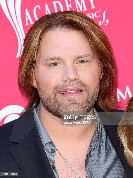 Singer James Otto arrives at the 44th annual Academy Of Country Music Awards held at the MGM Grand on April 5 2009 in Las Vegas Nevada