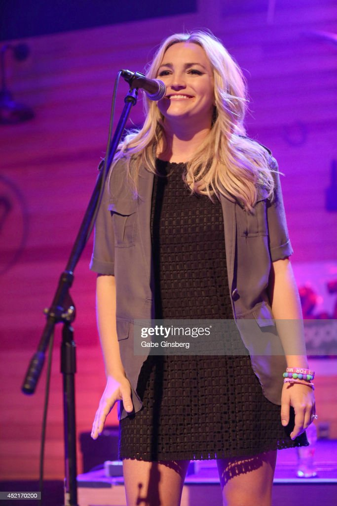 Jamie Lynn Spears In Concert - Las Vegas, NV : News Photo