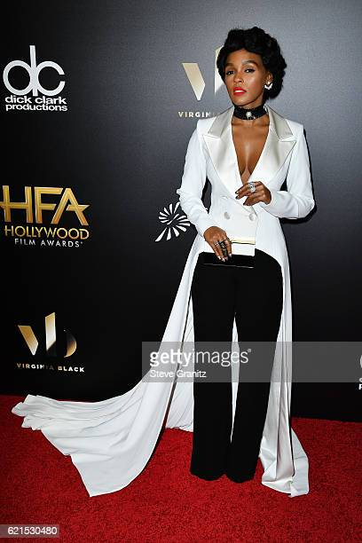 Singer Janelle Monae attends the 20th Annual Hollywood Film Awards on November 6 2016 in Los Angeles California