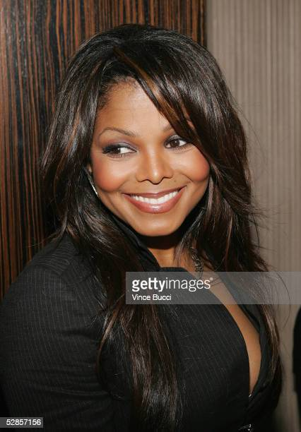 Singer Janet Jackson attends the 22nd Annual ASCAP Pop Music Awards Gala on May 16 2005 at the Beverly Hilton in Beverly Hills California