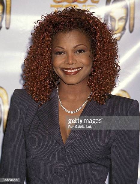 Singer Janet Jackson attends the Third Annual Soul Train Lady of Soul Awards on September 5 1997 at Santa Monica Civic Auditorium in Santa Monica...