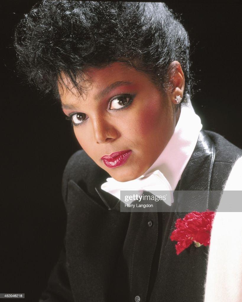 Janet Jackson Portrait Session : News Photo