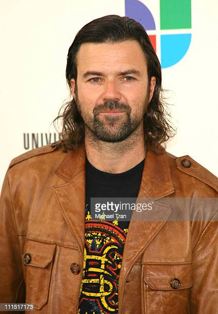 Singer Jarabe De Palo arrives to the 8th Annual Latin GRAMMY Awards at Mandalay Bay on November 8 2007 in Las Vegas Nevada