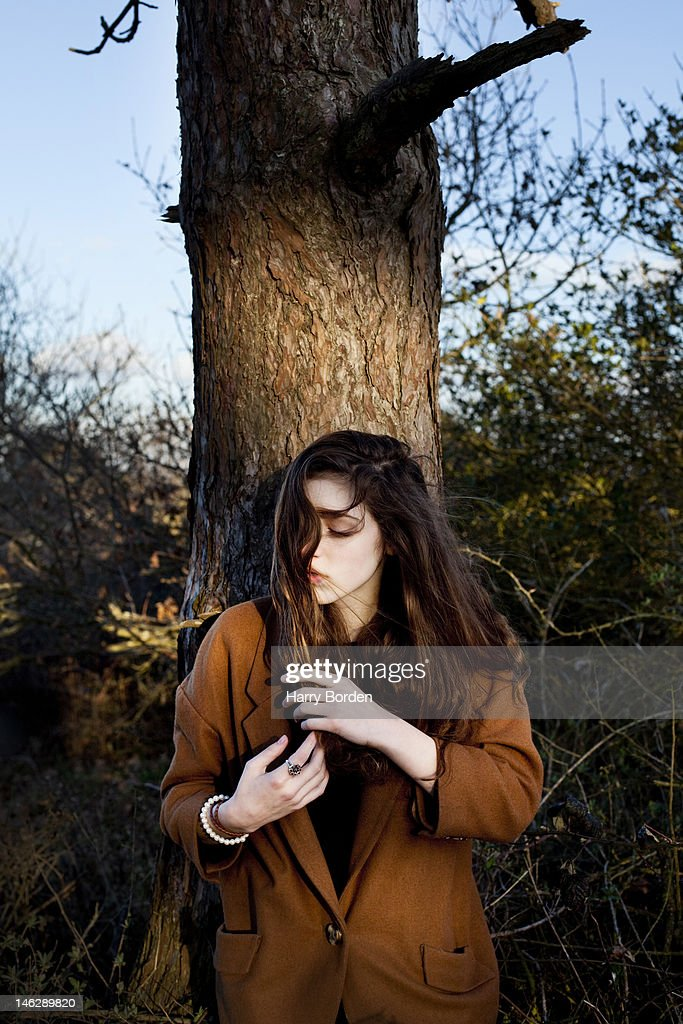 Birdy, Self assignment, March 5, 2012 : News Photo