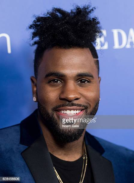 Singer Jason Derulo attends the DailyMailcom and Elite Daily holiday party at Vandal on December 7 2016 in New York City