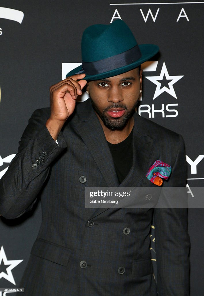 Singer Jason Derulo attends The Players' Awards presented by BET at the Rio Hotel & Casino on July 19, 2015 in Las Vegas, Nevada.
