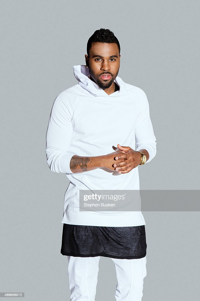 Jason Derulo, Glamoholic, August 1, 2015
