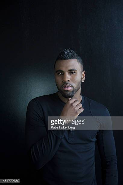 Singer Jason Derulo is photographed for Los Angeles Times on August 10 2015 in Los Angeles California PUBLISHED IMAGE CREDIT NEEDS TO READ Katie...
