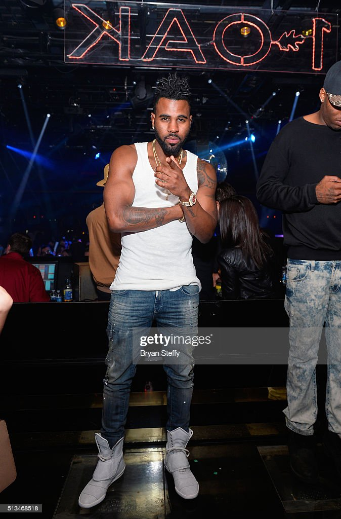 Jason Derulo Launches 'Industry Wednesdays' at 1 OAK Las Vegas