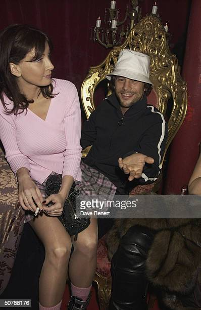 Singer Jay Kay at actor Billy Zane's birthday party held at The Shepherds Bush Empire on 11th March 2004 in London