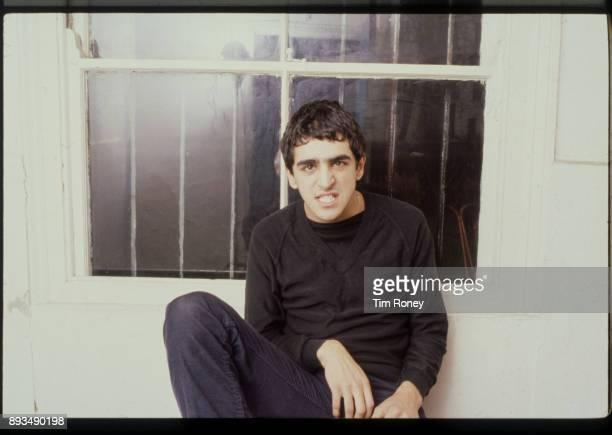 Singer Jaz Coleman of Killing Joke portrait United Kingdom circa 1980
