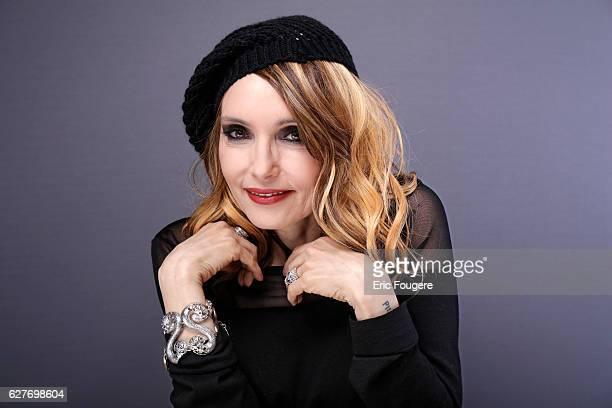 Singer Jeanne Mas Photographed in PARIS