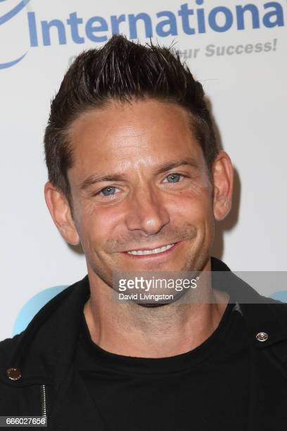 Singer Jeff Timmons attends the 4th annual unite4humanity Gala at the Beverly Wilshire Four Seasons Hotel on April 7 2017 in Beverly Hills California