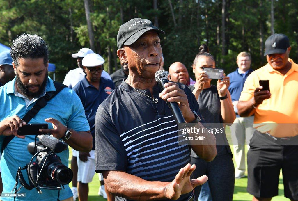 Chris Tucker Foundation Celebrity Golf Tournament : News Photo
