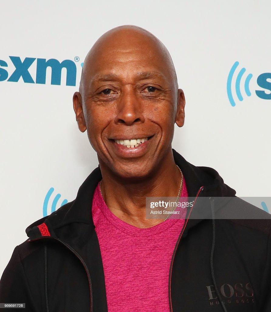 Celebrities Visit SiriusXM - May 17, 2018 : News Photo