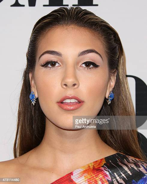 Singer Jena Rose Raphael attends the 63rd annual BMI Pop Awards at the Regent Beverly Wilshire Hotel on May 12 2015 in Beverly Hills California