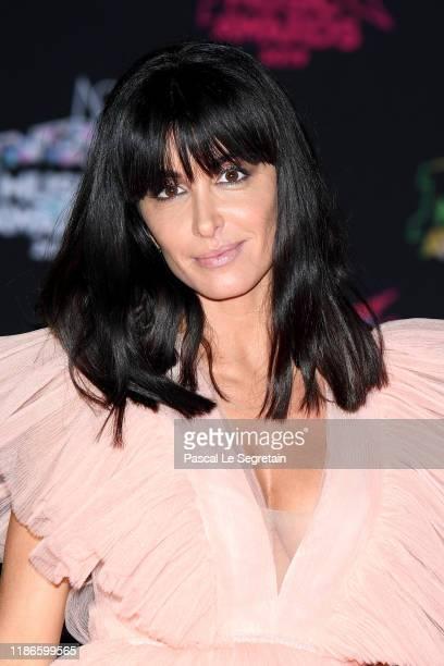 Singer Jenifer Bartoli attends the 21st NRJ Music Awards at Palais des Festivals on November 09 2019 in Cannes France