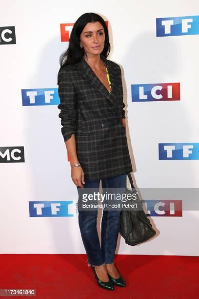 Singer Jenifer Bartoli attends the Groupe TF1 Photocall at Palais de Tokyo on September 09 2019 in Paris France