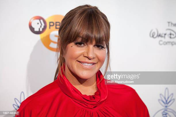Singer Jenni Rivera attends the 27th Annual Imagen Awards at The Beverly Hilton Hotel on August 10 2012 in Beverly Hills California