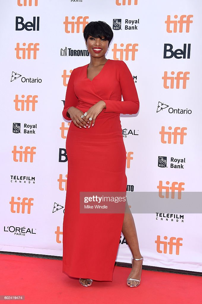 Singer Jennifer Hudson attends the 'Sing' premiere during the 2016 Toronto International Film Festival at Princess of Wales Theatre on September 11, 2016 in Toronto, Canada.
