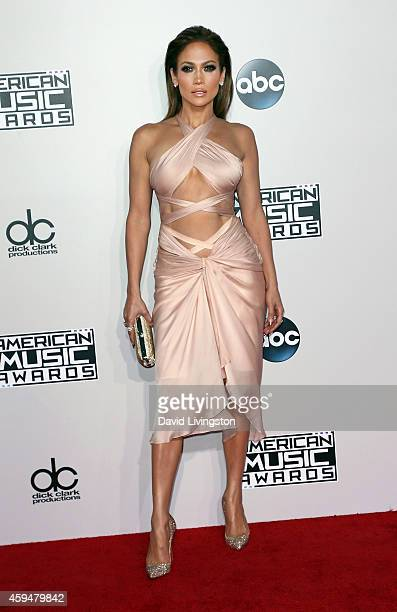 Singer Jennifer Lopez attends the 42nd Annual American Music Awards at the Nokia Theatre LA Live on November 23 2014 in Los Angeles California