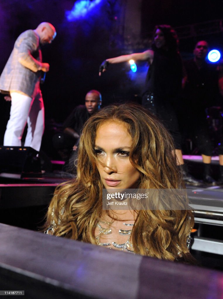 Singer Jennifer Lopez performs at 102.7 KIIS FM's Wango Tango 2011 Concert at Staples Center on May 14, 2011 in Los Angeles, California.